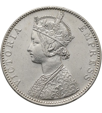 Indie - Bikanir 1 rupia 1892