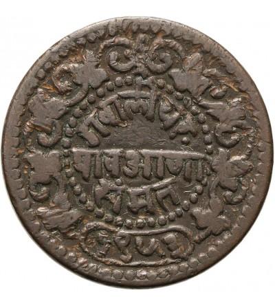 Indie - Gwalior 1/4 anna 1896