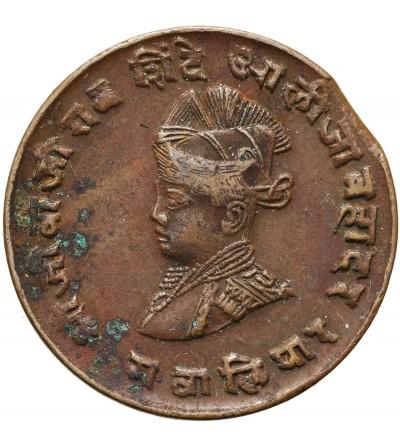 Indie - Gwalior 1/4 anna 1929