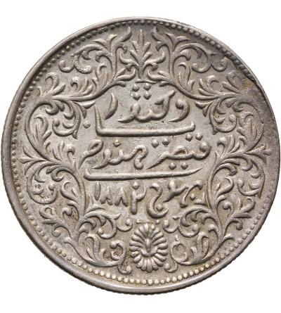 Indie - Kutch rupia 1882