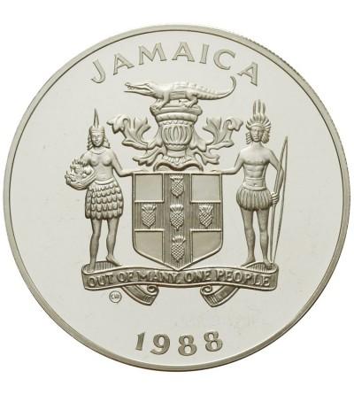 Jamajka 25 dolarów 1988, Olimpiada