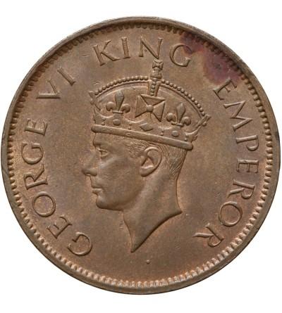 Indie Brytyjskie 1/4 anna 1942