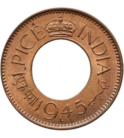 Indie Brytyjskie 1 Pice 1945 L