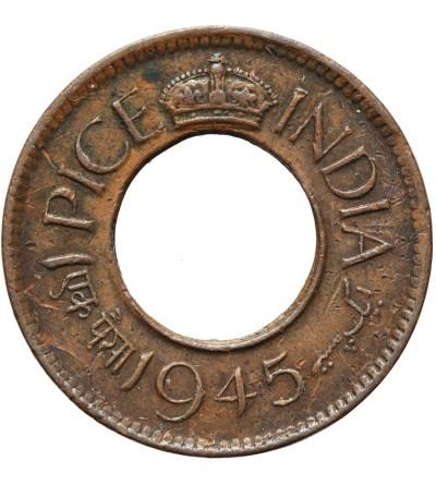India British Pice 1945