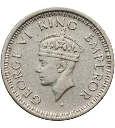 Indie Brytyjskie 1/4 rupii 1945