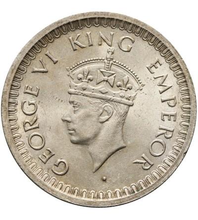 Indie Brytyjskie 1/2 rupii 1945