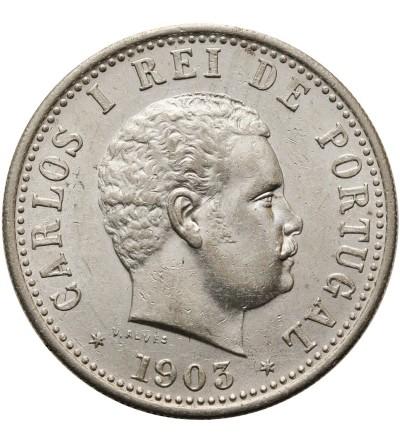 Indie Portugalskie rupia 1903