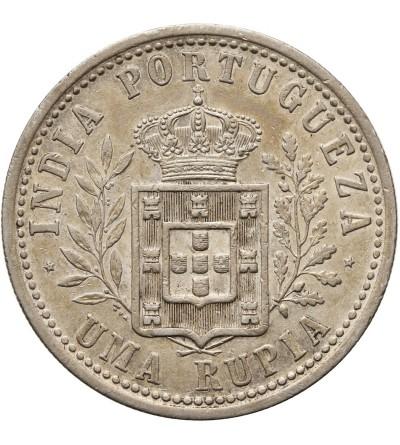 Indie Portugalskie rupia 1904
