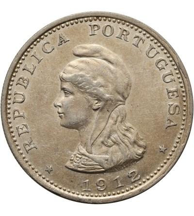 Indie Portugalskie rupia 1912