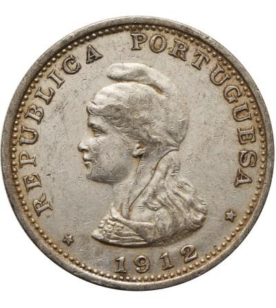 Indie Portugalskie rupia 1912,