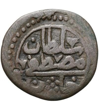 Tunezja 1 Burbe AH 1173 / 1780 AD, Mustafa III