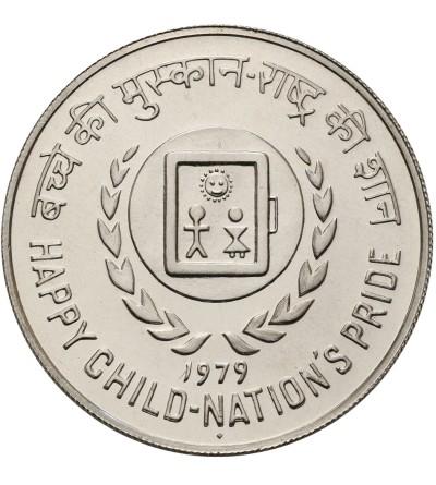 Indie 50 rupii 1979, rok dziecka