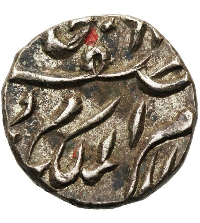 India - Hyderabad 1/8 Rupee (AH 1286-1318)