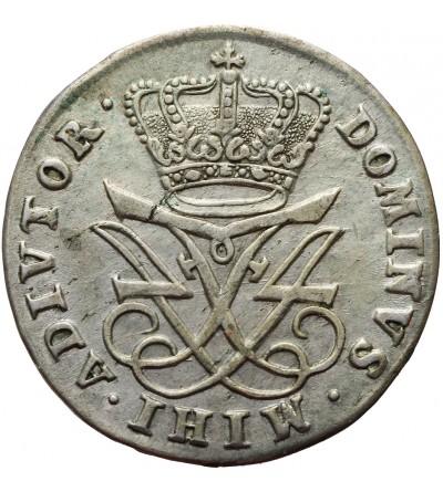 Denmark 12 Skilling 1715/4 CW