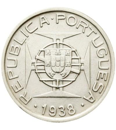 Mozambik 5 escudos 1938