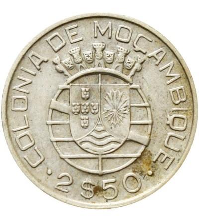 Mozambik 2 1/2 escudos 1938