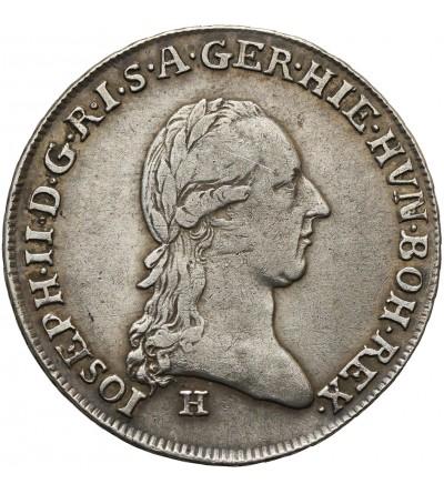 Austria 1/4 talara (Kronentaler) 1788 H, Günzburg (dla Niderlandów)