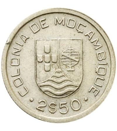 Mozambik 2 1/2 escudos 1935