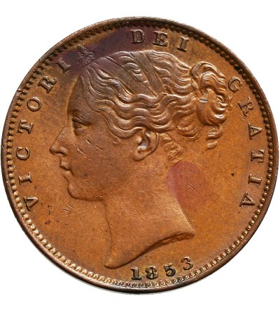Great Britain Farthing 1853, Victoria