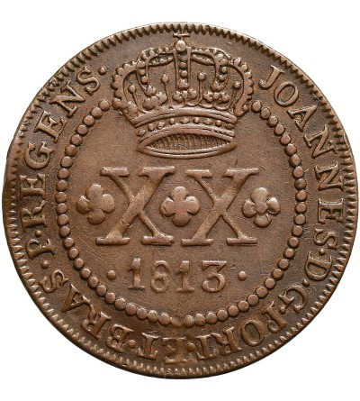 Brazylia 20 Reis 1813 R