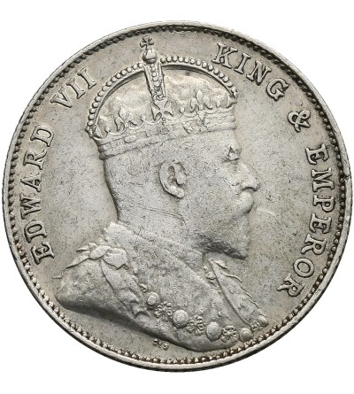 Malaje - Straits Settlements 20 centów 1910 B