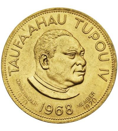 Tonga 1 paanga 1968