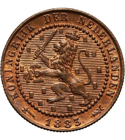 Netherlands Cent 1883