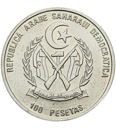 Sahara Zachodnia 100 pesetas 1995