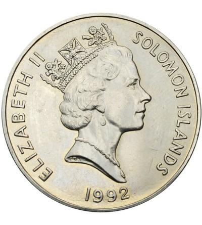 Wyspy Salomona 1 dolar 1992