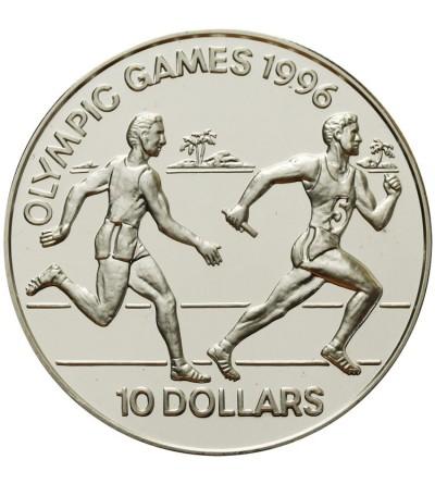 Wyspy Salomona 10 dolarów 1994