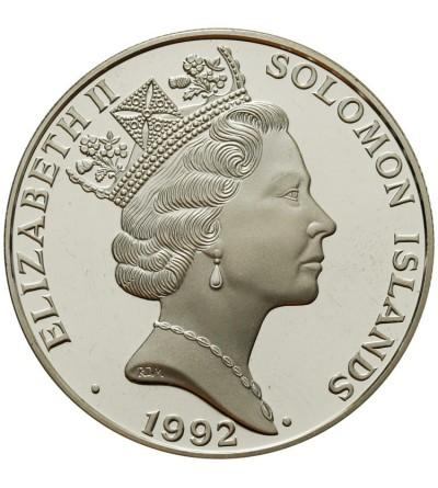 Wyspa Salomona 10 dolarów 1992