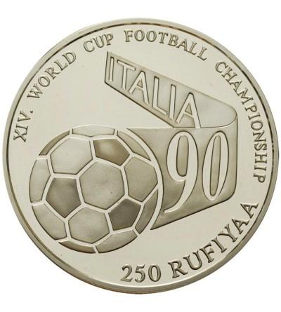 Malediwy 250 rufiyaa 1990 - Włochy 1990