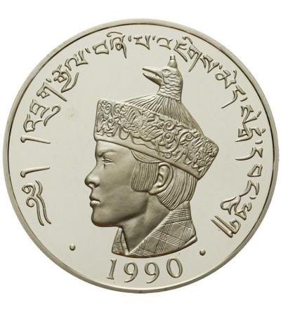 Bhutan 300 ngultrum 1990