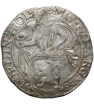 Netherlands Lion Dollar or Leeuwendaalder 1589, Holland