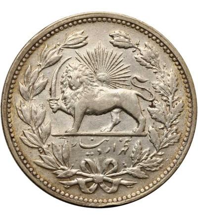 Iran 5000 Dinarów (5 Kran) AH 1320 / 1902 AD