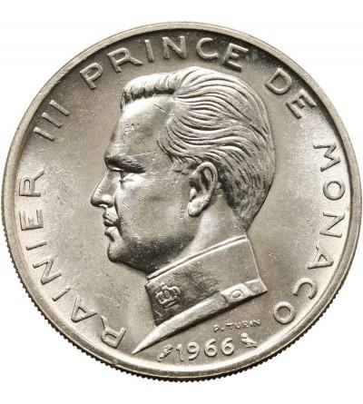 Monako 5 franków 1966