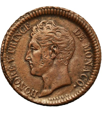 Monako Decime 1838 MC