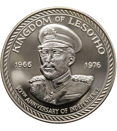 Lesotho 10 Maloti 1976