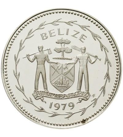 Belize 50 centów 1979