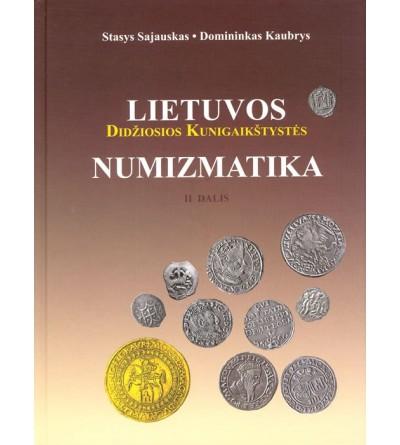 Katalog monet litewskich - tom II