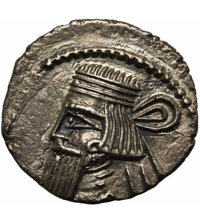 Królestwo Partów. Artabanos V AD 79/80-85. AR Drachma, mennica Ekbatana