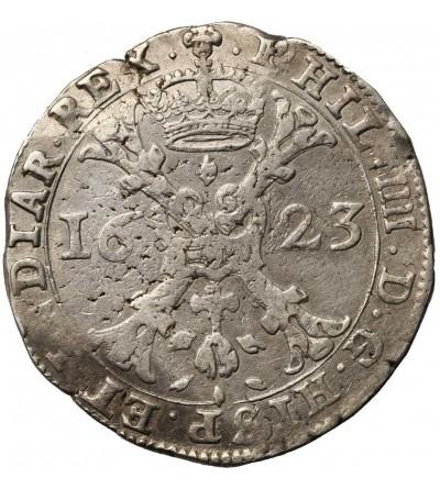 Spanish Netherlands (Belgium) - Brabant. Taler (Patagon) 1623, Brussels