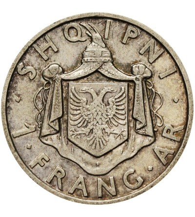 Albania 1 frang ar 1935