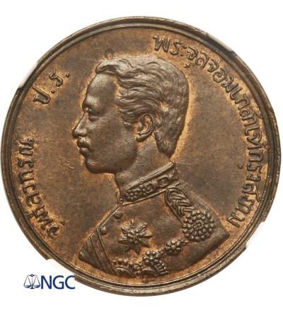 Tajlandia 1 Att RS 122 / 1903 AD - NGC MS 61 BN
