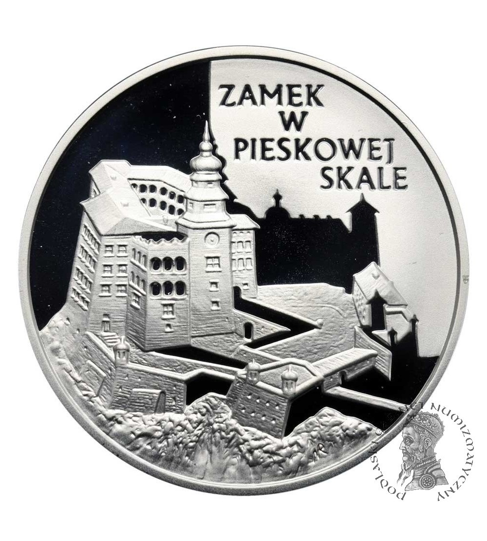 Polska 20 złotych 1997, Zamek w Pieskowej Skale