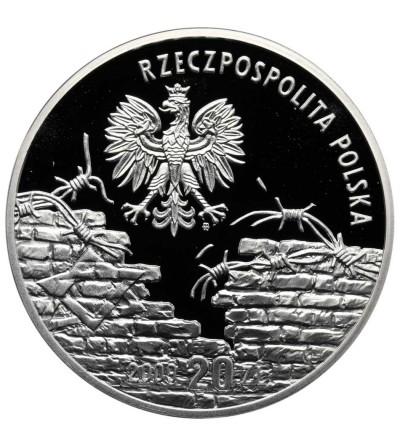 Polska 20 złotych 2009, Polacy ratujący Żydów