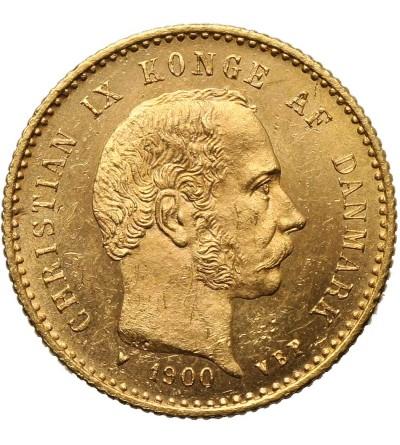 Denmark 10 Kroner 1900 VBP