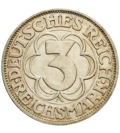 Weimar 3 marki 1927 Nordhausen
