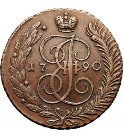 Rosja 5 kopiejek 1790 AM, Annensk