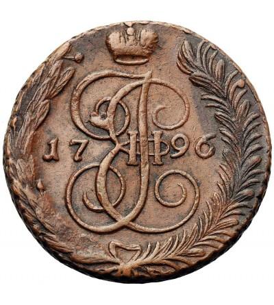 Rosja 5 kopiejek 1796 AM, Annensk